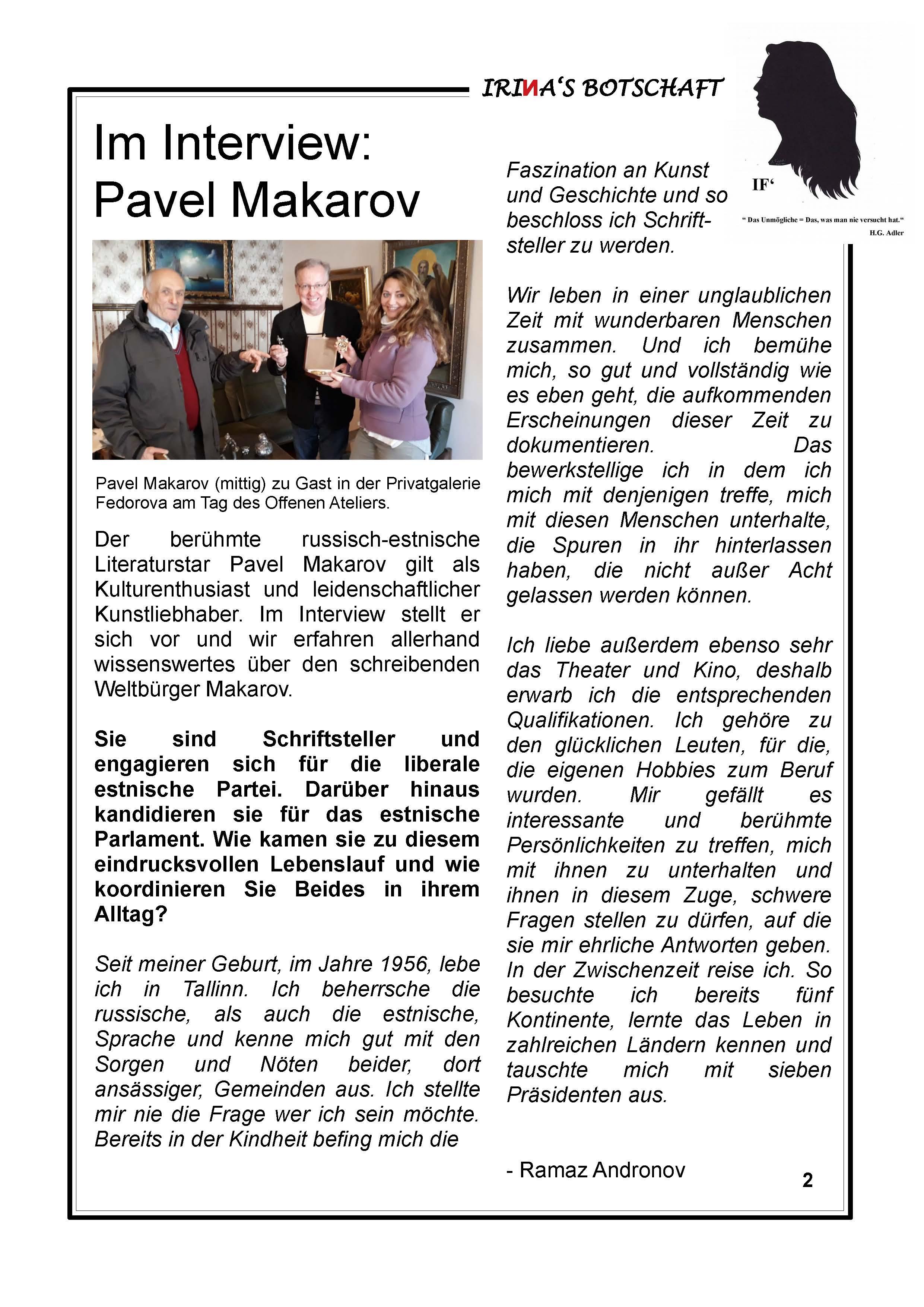 Artikel_Pavel_Makarov_Seite_1