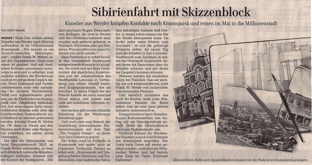 Sibirian projekt